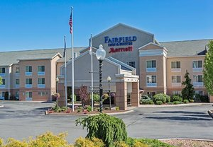 Exterior view - Fairfield Inn & Suites by Marriott Hazleton