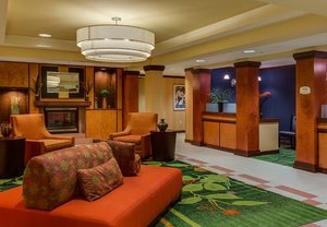 Lobby - Fairfield Inn & Suites by Marriott Hazleton