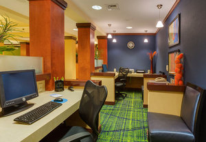Conference Area - Fairfield Inn & Suites by Marriott Hazleton