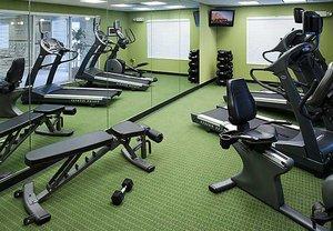 Fitness/ Exercise Room - Fairfield Inn & Suites by Marriott Overland Park