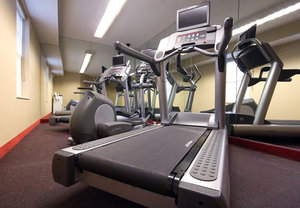 Fitness/ Exercise Room - TownePlace Suites by Marriott Mt Laurel