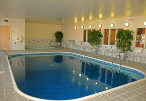 Fitness/ Exercise Room - Fairfield Inn by Marriott Spearfish