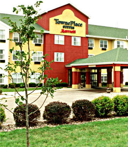 Exterior view - TownePlace Suites by Marriott Rochester