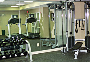 Fitness/ Exercise Room - TownePlace Suites by Marriott Rochester