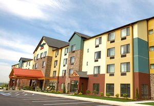 Exterior view - TownePlace Suites by Marriott Moosic