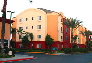 Exterior View Towneplace Suites By Marriott Near Angel Stadium Anaheim
