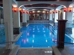 Pool - Post Hotel Lake Louise