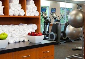 Fitness/ Exercise Room - Marriott Washingtonian Hotel Gaithersburg