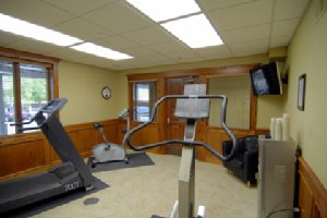Fitness/ Exercise Room - Archer House River Inn Northfield