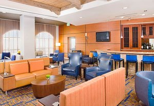 Lobby - Courtyard by Marriott Hotel Paso Robles
