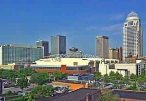 Marriott Hotel Downtown Louisville