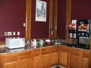 Restaurant - Regency Inn and Conference Center Clinton