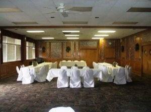 Ballroom - Regency Inn and Conference Center Clinton