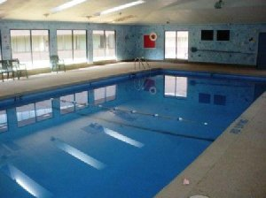 Pool - Regency Inn and Conference Center Clinton