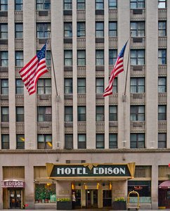 Exterior view - Hotel Edison New York