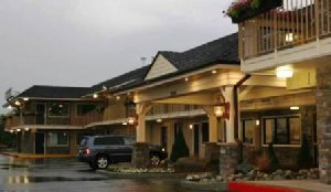 Exterior view - Affordable Inn Wheat Ridge
