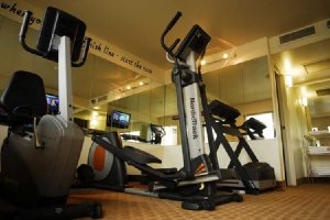 Fitness/ Exercise Room - Affordable Inn Wheat Ridge