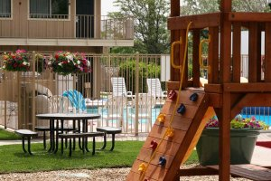 Pool - Affordable Inn Wheat Ridge