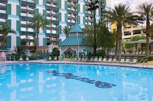 Pool - Orleans Hotel & Casino Las Vegas