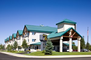 Exterior view - Gray Wolf Inn & Suites West Yellowstone