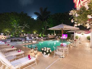 Pool - Chesterfield Hotel Palm Beach