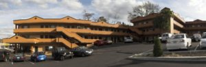 Exterior view - University Inn & Suites Tallahassee