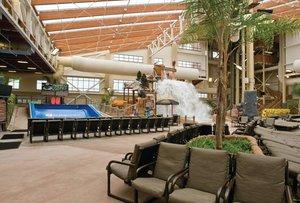 Pool - Wyndham Vacation Resort Great Smokies Lodge Sevierville