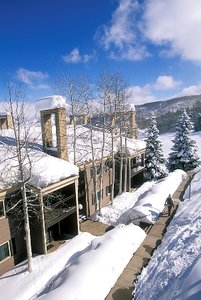 Exterior view - Timberline Condos Snowmass Village