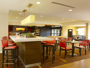 Restaurant - Courtyard by Marriott Hotel Langhorne