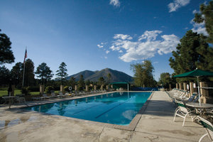 Pool - Wyndham Flagstaff Resort