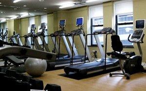 Fitness/ Exercise Room - Raffaello Hotel Chicago