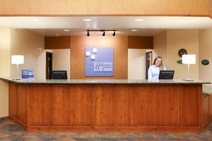 Lobby - Holiday Inn Express Hotel & Suites Gunnison