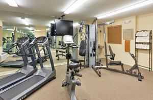 Fitness/ Exercise Room - Candlewood Suites West Hazleton