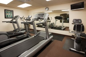 Fitness/ Exercise Room - Holiday Inn Hotel & Suites Lakeville