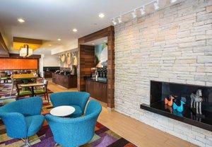 Lobby - Fairfield Inn by Marriott Greeley