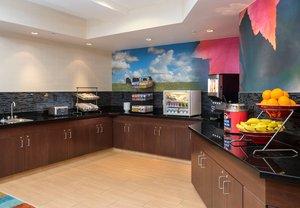 Restaurant - Fairfield Inn by Marriott Greeley