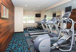 Fitness/ Exercise Room - Fairfield Inn by Marriott Greeley