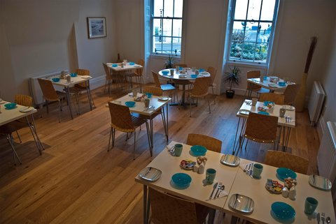 BBWeymouth Breakfast Room