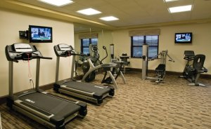 Fitness/ Exercise Room - Wyndham Vacation Resort Great Smokies Lodge Sevierville