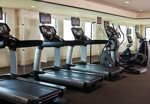 Fitness/ Exercise Room - Renaissance Arts Hotel New Orleans