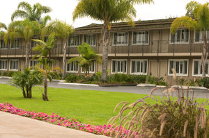 Exterior view - Dana Hotel on Mission Bay San Diego