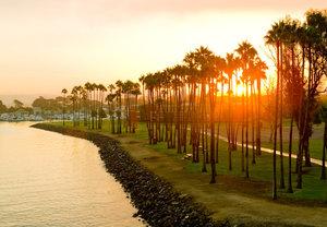 Beach - Dana Hotel on Mission Bay San Diego