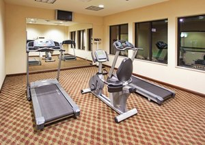 Fitness/ Exercise Room - Holiday Inn Express Hotel & Suites Cranberry