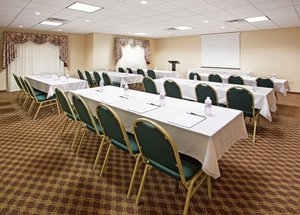 Meeting Facilities - Holiday Inn Express Hotel & Suites Cranberry