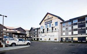 Exterior view - Sandman Signature Hotel & Suites Edmonton