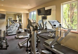 Fitness/ Exercise Room - TownePlace Suites by Marriott Downtown Denver