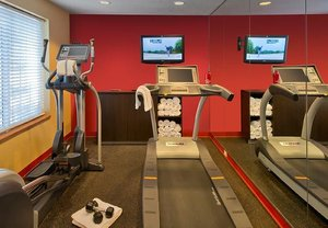 Fitness/ Exercise Room - TownePlace Suites by Marriott Tech Center Englewood