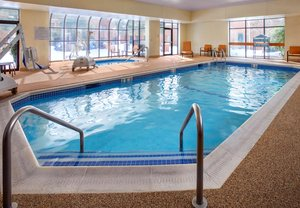 Fitness/ Exercise Room - Courtyard by Marriott Hotel Milford