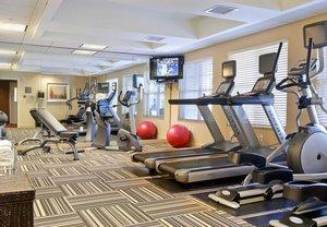 Fitness/ Exercise Room - Residence Inn by Marriott Colchester