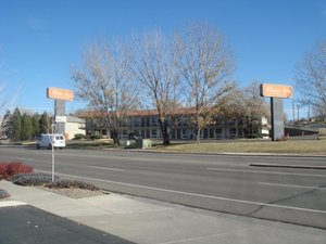 Exterior view - Mesa Inn Grand Junction